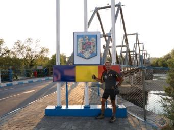 Border, Romania